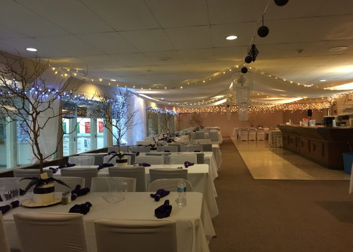 Rent the Williams Lake Curling Club for Weddings